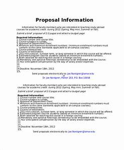 sample powerpoint proposal template 9 free documents With rfp presentation template