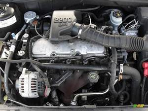 2001 Pontiac Sunfire Se Coupe 2 2 Liter Inline 4 Cylinder Engine Photo  57855087