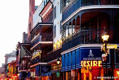 Orleans Louisiana French Desire Quarter Wall Prints