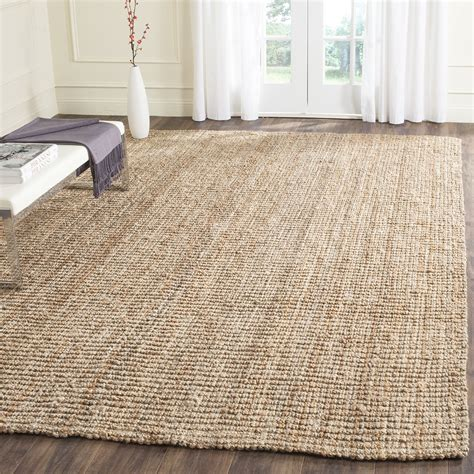 woven rugs amazon jute rugs how to best use jute rugs to compliment your home
