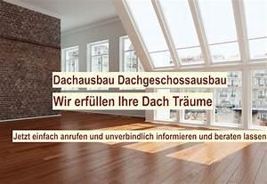 Dachausbau Ideen Für Ausbau Umbau Und Aufstockung : dachausbau berlin dachgeschossausbau berlin ~ Lizthompson.info Haus und Dekorationen