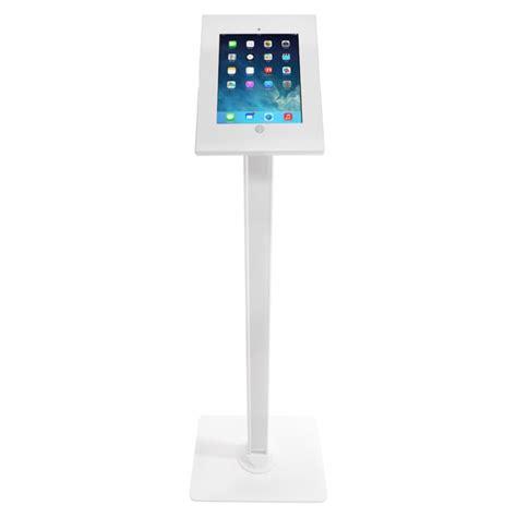 ipad kiosk table mount secure ipad display stand for ipad 2 3 4 air air 2