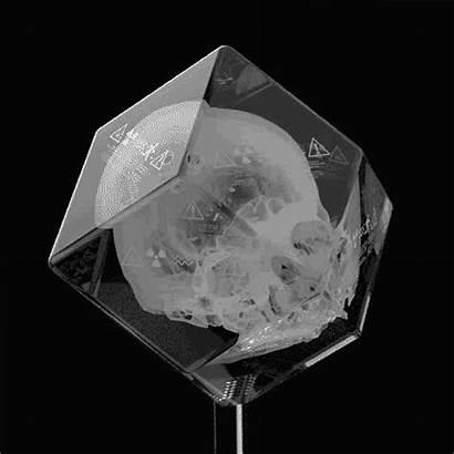 Hologram Semiotics Nuclear Futuristic Loading