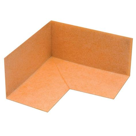 kerdi corners schluter kerdi kereck f pre formed 90 176 waterproofing inside corners 2 pack kereck fi2 the