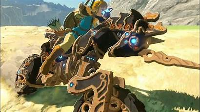 Zelda Cycle Master Zero Botw Breath Legend