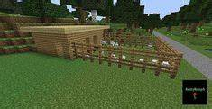 sheep barn minecraft - Google Search | Minecraft ...