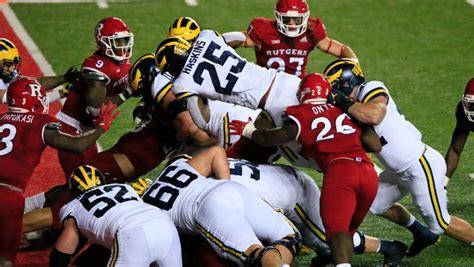 Michigan football beats Rutgers in 3OT, 48-42: Game thread