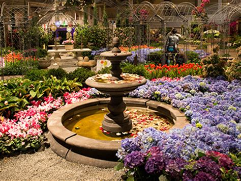 chicago flower and garden show march 18 26 2017