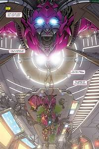 5 Page Preview of Tales of the Fallen #6: ARCEE - Transformers