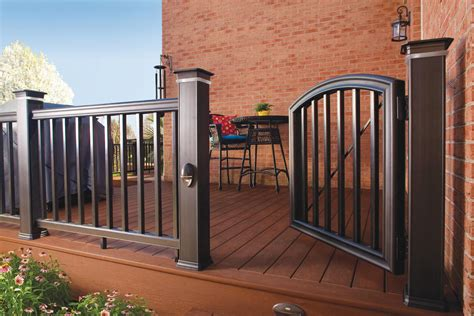 timbertech gate kits remodeling decking exteriors