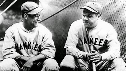 Lou Ruth Babe Gehrig Speak