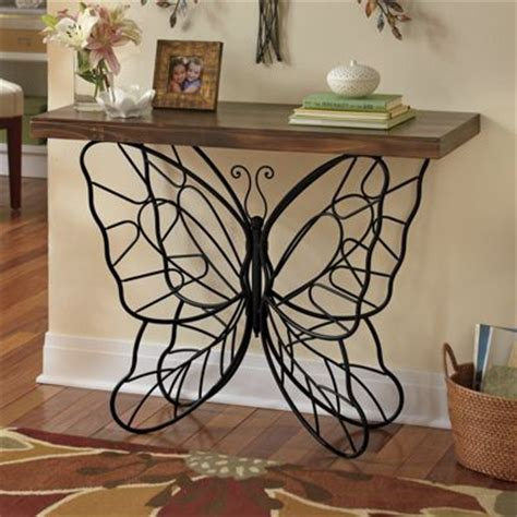Butterfly Console Table from Ginny's   JW718174