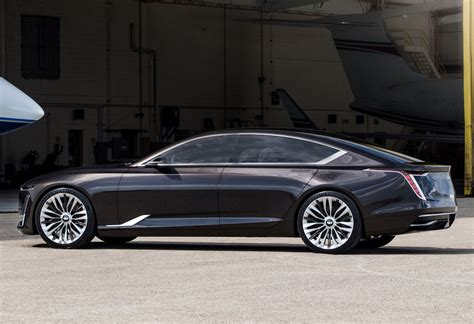 large glass windows cadillac escala concept cars diseno