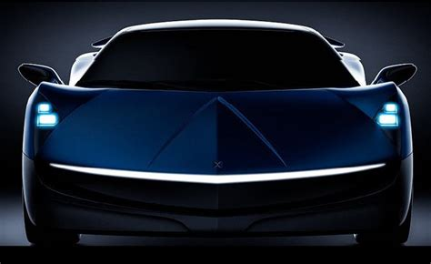 Ev Start-up Elextra Claims It Will 'redefine The Supercar