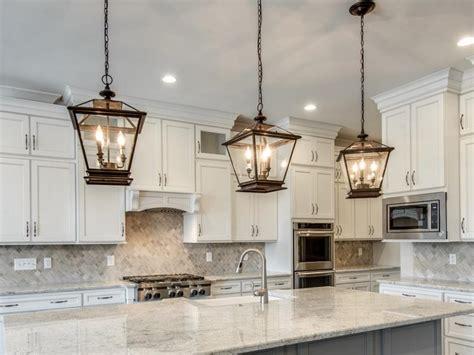 lantern style pendant lights  kitchen island
