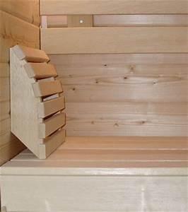 Massivholz Sauna Selbstbau : sauna kopfst tze gebogen kopfkeil nackenst tze ~ Whattoseeinmadrid.com Haus und Dekorationen