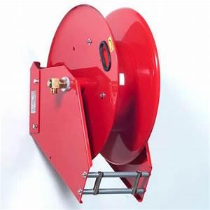 Enrouleur Automatique Tuyau Arrosage : enrouleur automatique 25m de tuyau d 39 arrosage terrateck ~ Premium-room.com Idées de Décoration