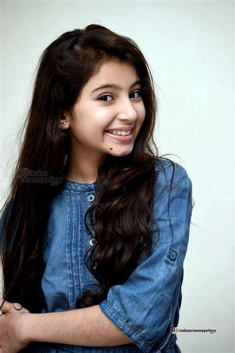 Actress Sara Arjun