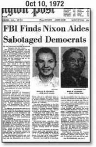 Watergate Scandal timeline | Timetoast timelines