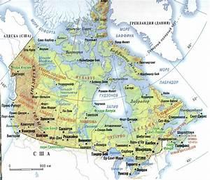 Pz C  Canada Map