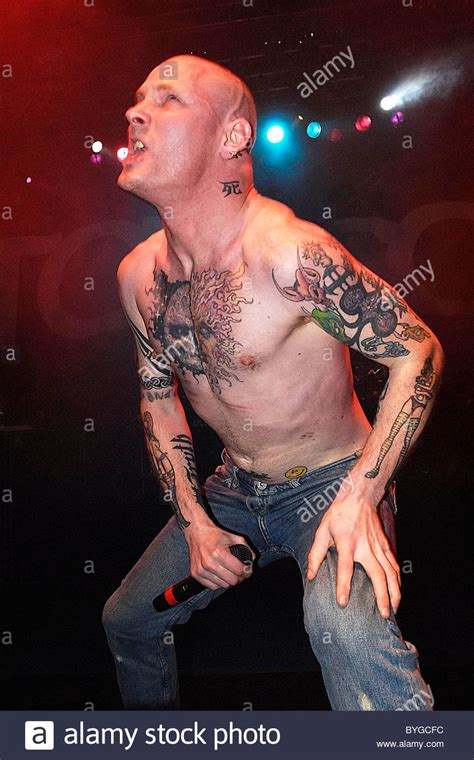 Corey Taylor Stone Sour live in concert at the Astoria ...