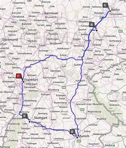 Maps Route Berechnen Ohne Autobahn : trips 2012 germany trip ~ Themetempest.com Abrechnung