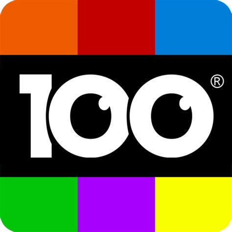 100 pics quiz trivia and picture guessing games for adults