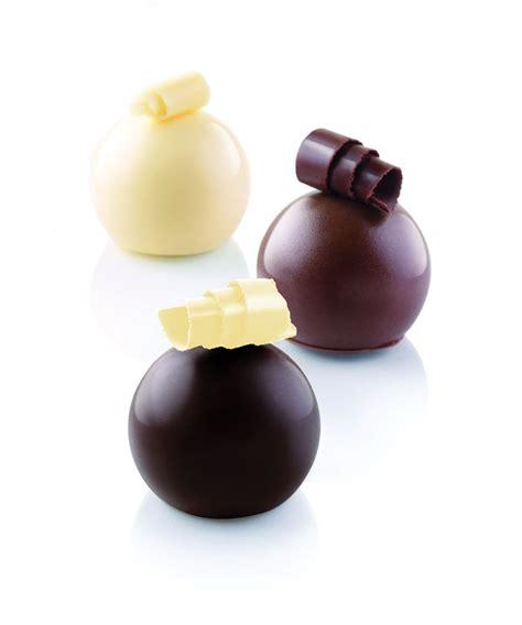 silikomart silicone  mold mini truffles matfer usa kitchen utensils