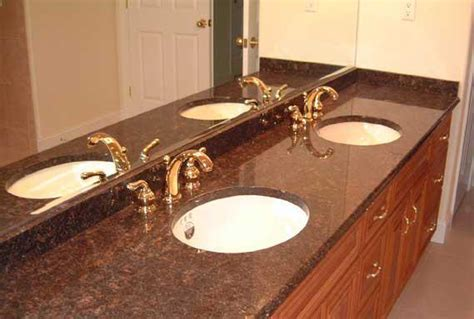 china granite vanity top with porcelain sink wf vt0301