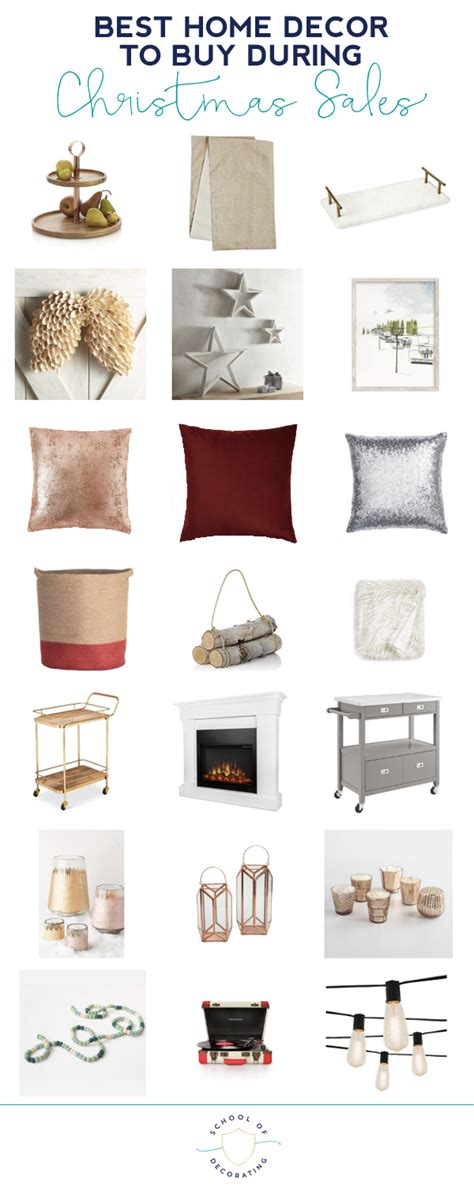 Buy Home Decor - best home decor to buy during sales school of