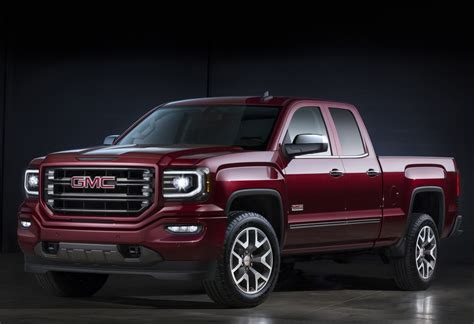 GMC Car : Gmc Sierra 1500 And Gmc Sierra 1500 Denali Get Enhanced