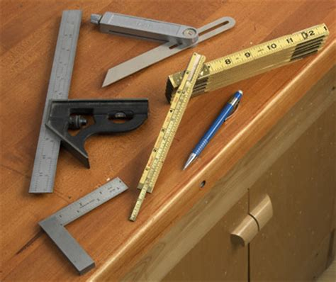 measuring tools  woodworking