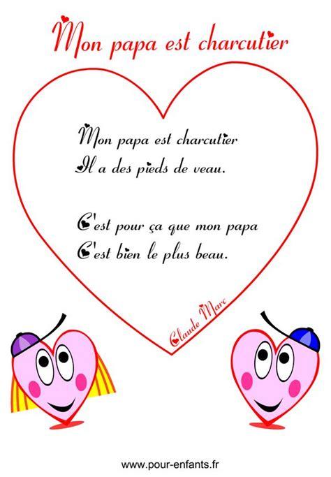 poeme cuisine 17 best images about poèmes pour la fête des pères textes