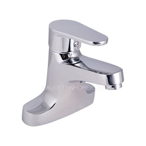 cheap simple design  hole sitting style  bathroom faucet