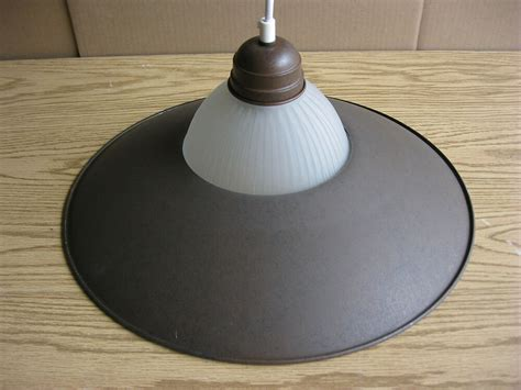 table pendant light pool counter  dome bn