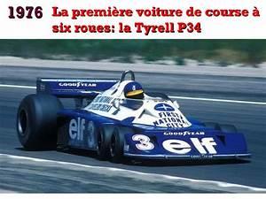 Tyrrell 6 Roues : histoire de l 39 automobile ~ Medecine-chirurgie-esthetiques.com Avis de Voitures
