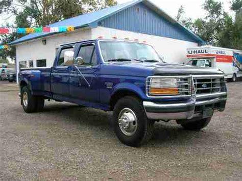 sell   ford   xlt crew cab drw  diesel