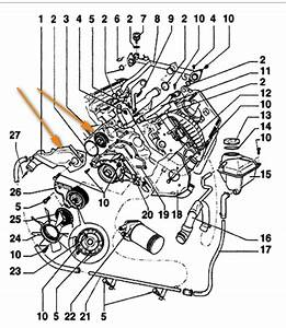 2001 Vw Passat Engine Diagram
