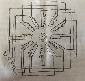 3 Phase 4 Pole Motor Wiring Diagram