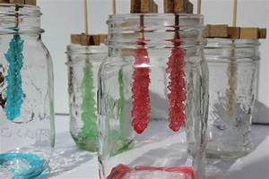 Homemade Rock Candy A Delicious Science Experiment