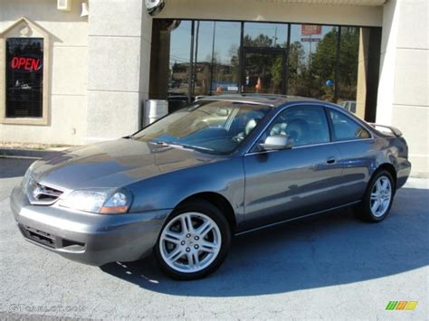 2003 anthracite gray metallic acura cl 3 2 type s