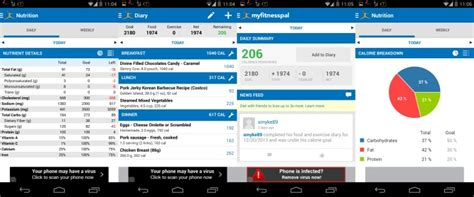 my fitness pal app for android 10 best fitness apps for android to increase your span
