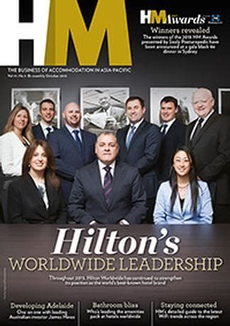 hotel accommodation management magazine subscription