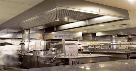 ventilation cuisine gaz règles de conception d 39 une cuisine professionnelle pour
