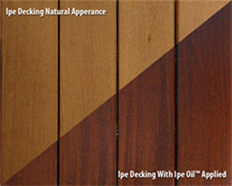 ipe oil finish  hardwoods  price  sealer store