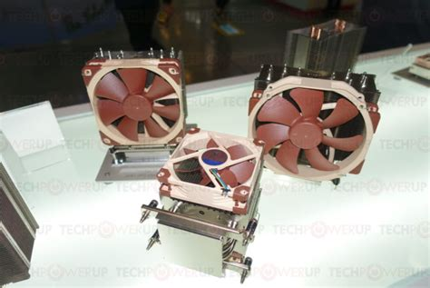 noctua 14 series 120mm fan noctua has a new a series of chassis fans that thoroughly