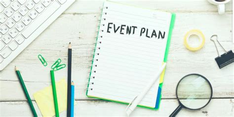 Event Planning Checklist - Dream Gallery - Blog Page