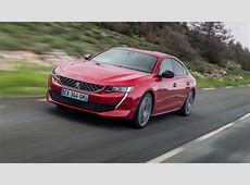 Peugeot 508 review 2018 a very different proposition