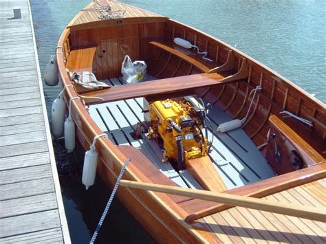 Drift Boats For Sale Sacramento by Handsome 16ft Nick Smith West Country Motor Launch For