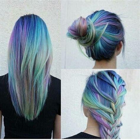 best, black, blonde, blue, blue hair, color, color hair